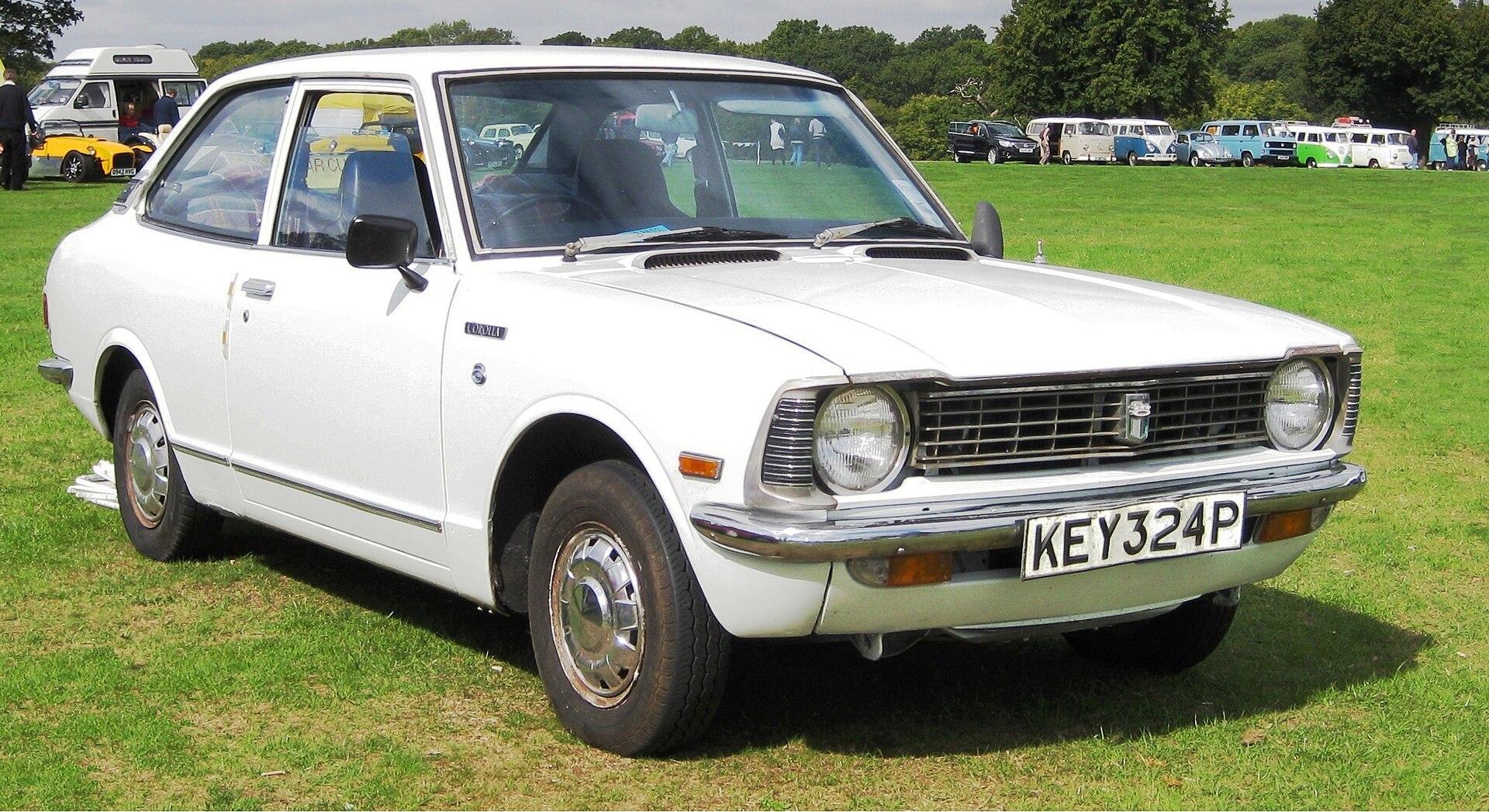 Toyota Corolla (E20) - Wikipedia