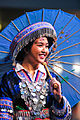 Traditional Hmong Dress at Festal - Seattle Center - Seattle Washington.jpg
