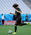 Training Brazilian national team before the match against Croatia at the FIFA World Cup 2014-06-11 (6).jpg
