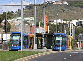 Image illustrative de l'article Tramway de Tenerife