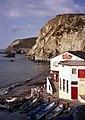 Trevaunance Cove, St Agnes - geograph.org.uk - 1295824.jpg