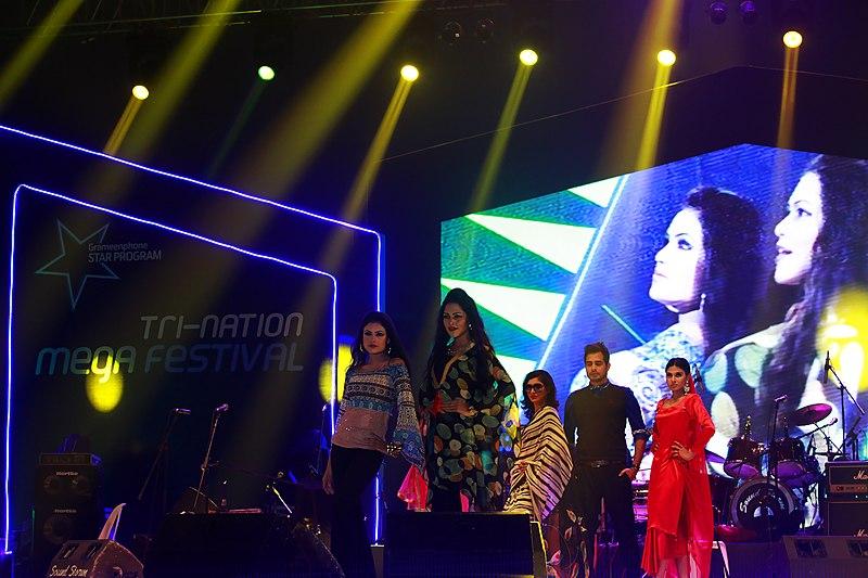 File:Tri-Nation Mega Festival - Bangladesh India Pakistan (8374567725).jpg
