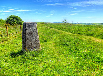 Storrington - Trig Point Kithurst Hill