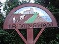 Trimingham Village Sign 10 Nov 2007.JPG