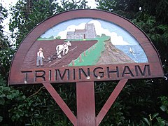 Trimingham Village Sign 10 Nov 2007.JPG