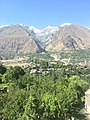 Trip to Northern Areas 25 Hunza Valley view from Baltit Fort.jpg