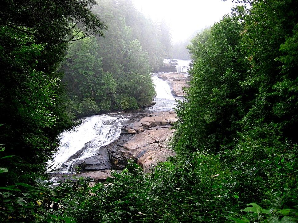 Triple Falls, North Carolina (8-11-2006)