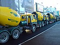 Truck Drivers Protest In Auckland CBD I.jpg