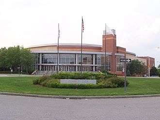 2006 World Men's Curling Championship - The Tsongas Center at UMass Lowell was the location of the Championship