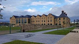 Tullamore Dew - Tullamore distillery