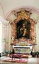 Tulln an der Donau, Pfarrkirche St. Stephan, Seitenaltar.JPG