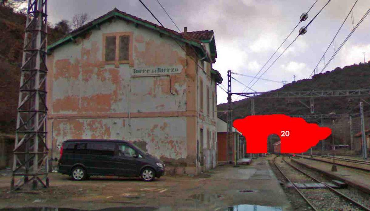 Accidente ferroviario de Torre del Bierzo de 1944 - Wikipedia, la ...