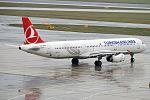 Turkish Airlines, TC-JMM, Airbus A321-231 (30619400414).jpg