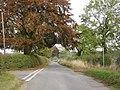 Turning to Dean Farm - geograph.org.uk - 1570616.jpg