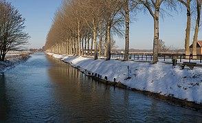 Tussen Elst en Arnhem, de Linge bij de stuw IMG 8072 2021-02-13 09.34.jpg