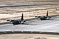 Two No 37 Squadron RAAF C-130s 2011.jpg