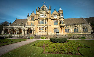 Tyntesfield Country house in North Somerset, England