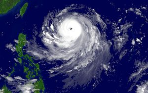 Super Typhoon Haitang