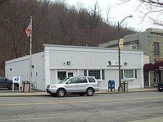 Hammondsport, New York - U.S. Post Office Hammondsport, New York, April 2011