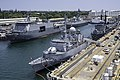 U.S. and international ships moored for RIMPAC 2018 Image 7 of 8.jpg
