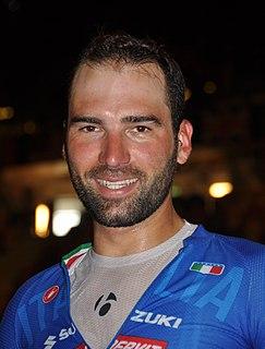 Marco Coledan Italian cyclist