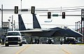 USAF F-15 in traffic in Warner Robins.jpg