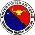USAF Professional Military Education Badge.png