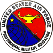 USAF Professional Military Education Badge