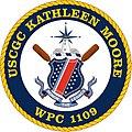 USCGC Kathleen Moore (WPC 1109) CoA.jpg