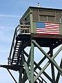 USMC guard tower, Guantanamo, 2002.jpg
