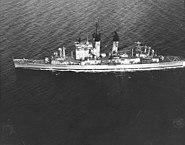 USS Columbus (CG-12) 1974