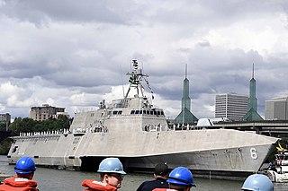USS <i>Jackson</i> (LCS-6) Independence-class littoral combat ship