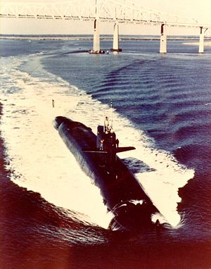 USS Lewis and Clark (SSBN-644)
