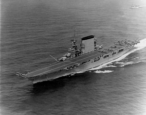 Lexington-class aircraft carrier