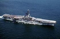 USS Lexington (CVS-16) underway in the 1960s.JPEG