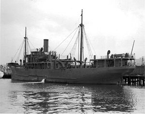 USS Muskeget (AG-48) - USS YAG-9