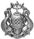 U.S. Army Master Diver Badge