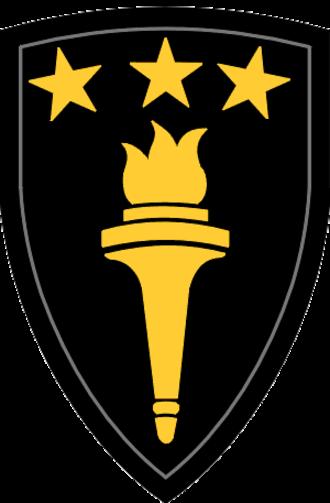 United States Army War College - U.S. Army War College Shoulder Sleeve Insignia