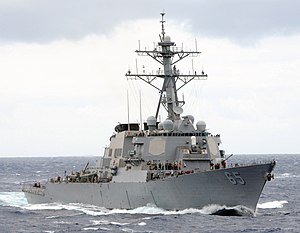 US Navy 100623-N-7058E-105 USS Benfold (DDG 65) is en route to Pearl Harbor, Hawaii.jpg