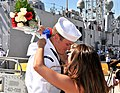 US Navy 100707-N-5516S-002 A USS Boone Sailor is welcomed home.jpg