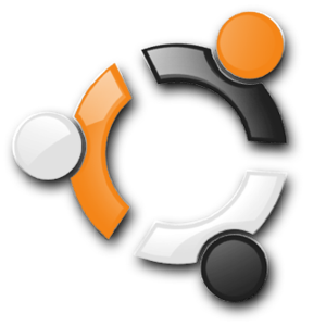 English: Alternate Ubuntu logo. Derived from a...