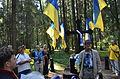 Ukrainian Delegation in Levashovo Memorial Cemetery 36.JPG