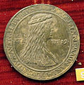 Ulrich ursenthaler il vecchio, med. di massimiliano d'asburgo e maria di borgogna, arg, 1479.JPG