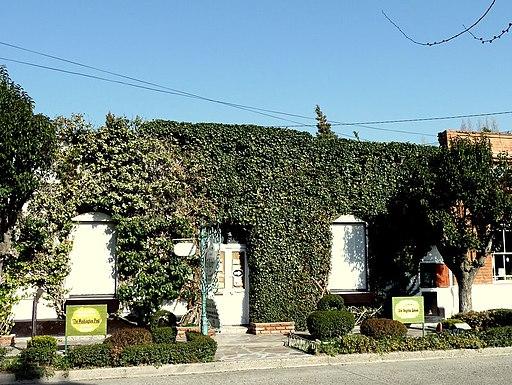 Una casa de té en Gaiman
