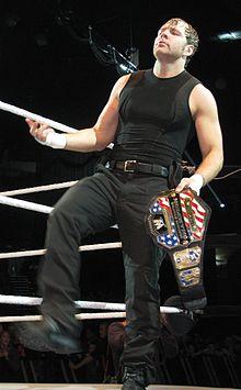 Jon Moxley - Wikipedia