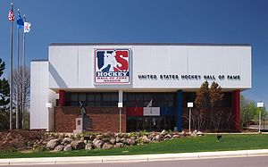 United States Hockey Hall of Fame - United States Hockey Hall of Fame Museum
