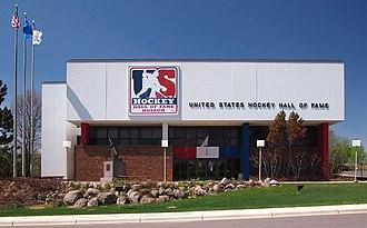 United States Hockey Hall of Fame - United States Hockey Hall of Fame Museum