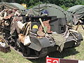 Universal Carrier during the VII Aircraft Picnic in Kraków.jpg