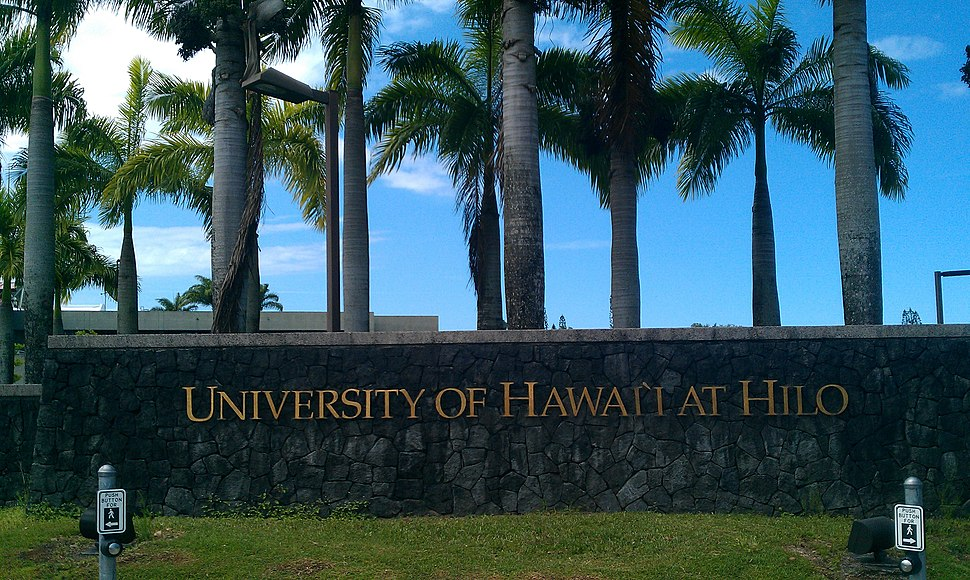 University of Hawaii at Hilo