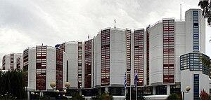 University of Piraeus - University of Piraeus primary campus.